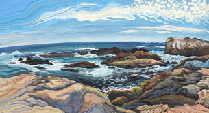 Whaler's Cove, Point Lobos